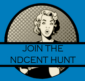 The NDcent hunt is on! Are you game?